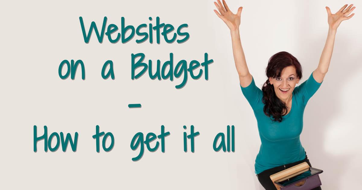 Membuat Website Terbaik Sesuai Budget