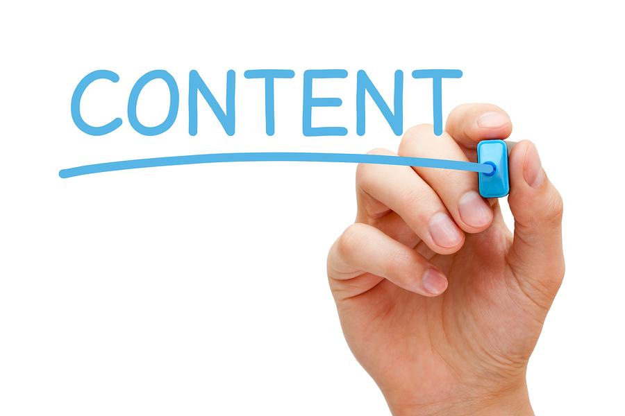 Pentingnya sebuah Konten dalam Pengembangan Website